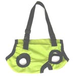 lime small dog carrier